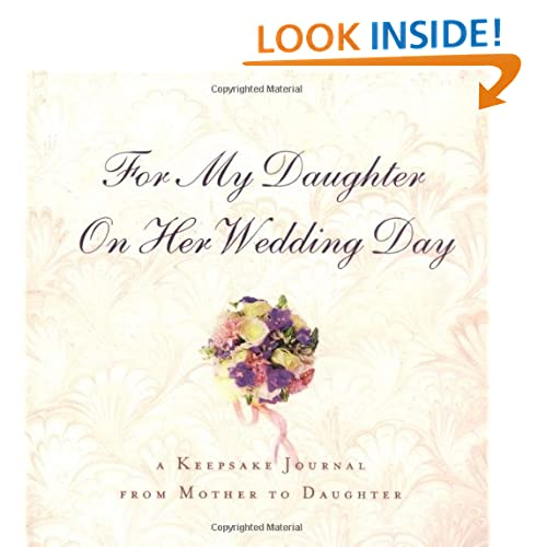 letters from mother to daughter on her wedding day | James blog