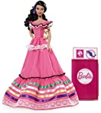 Barbie Collector Dolls of The World Mexico Doll