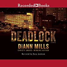 Deadlock: FBI: Houston, Book 3 (       UNABRIDGED) by DiAnn Mills Narrated by Suzy Jackson