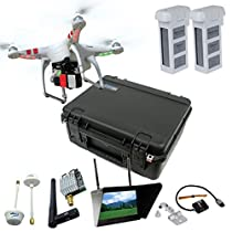 DJI Phantom 2 FPV Bundle By Drones Made Easy