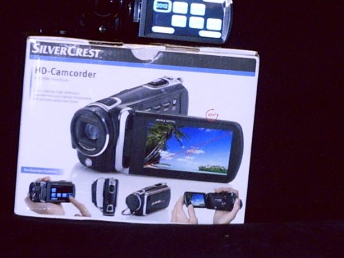 TARGA SilverCrest Full-HD CAMCORDER