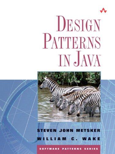 William C. Wake  Steven John Metsker - Design Patterns in Java