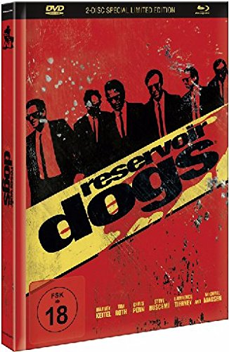 Reservoir Dogs [Blu-ray] [Limited Edition]