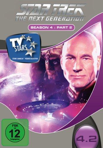 Star Trek - Next Generation - Season 4.2 (4 DVDs)