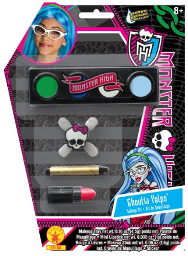 Monster High Make-Up Kit, Ghoulia Yelps