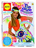 Alex Tie Dye Fashion Groovy Tote