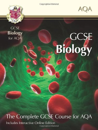 Gcse Biology For Aqa - Student Book With Interactive Online Edition