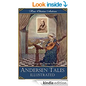 Andersen Fairy Tales Illustrated by Edmund Dulac: The Emperor's New Clothes; The Princess on the Pea; The Snow Queen and others