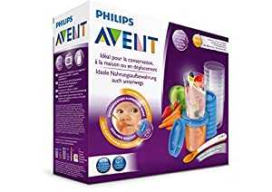 Philips Avent - Set de recipientes para leche materna de Philips