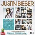 Justin Bieber 2011 Wall Calendar