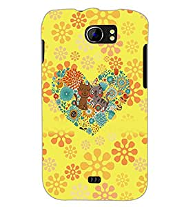 PrintDhaba Cartoon D-5997 Back Case Cover for MICROMAX A110Q CANVAS 2 PLUS (Multi-Coloured)