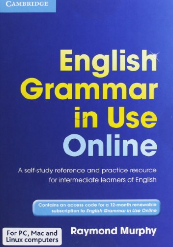 English Grammar in Use 4th Online (Access Code Pack)