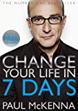 Paul McKenna Change Your Life In Seven Days (Book & DVD)