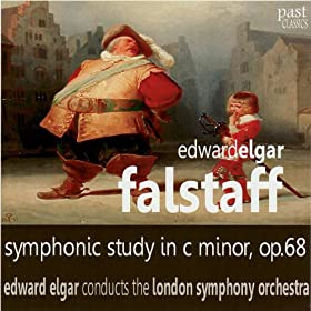 Elgar: Falstaff - Symphonic Study in C minor