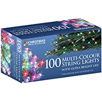 Christmas Workshop 75400 100 LED String Lights