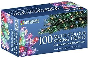 Christmas Workshop 75400 100 LED String Lights