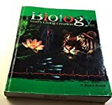 img - for BIOLOGY- GOD'S LIVING CREATION-SECOND EDITION book / textbook / text book