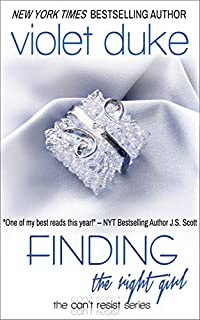 Finding The Right Girl: Sullivan Brothers Nice Guy Spin-off Novel, Book #4 by Violet Duke ebook deal