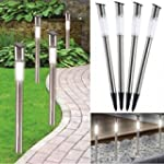 ProBache - Lampe borne solaire tube X...