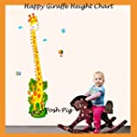 * Happy Giraffe Height Chart - Childr...