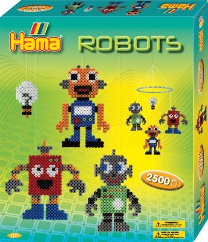 Hama / Robot Mobile Fuse Beads Gift Set