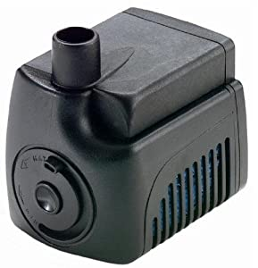 Little Giant Pump 519550 63 Gph Statuary Fountain Pump Submersible Pump