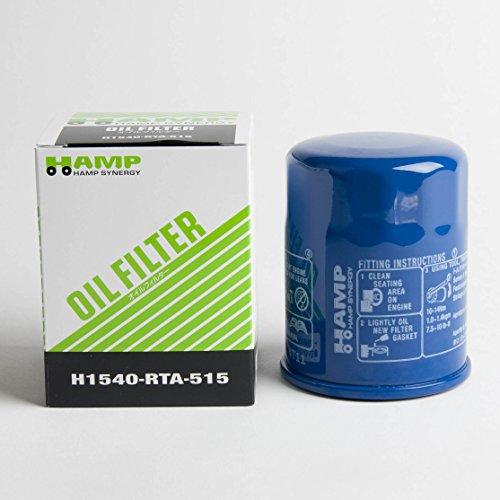 HONDA ホンダ HAMP ハンプ オイルフィルター オイルエレメント H1540-RTA-515
