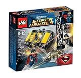 LEGO Super Heroes 76002: Superman Metropolis Showdown