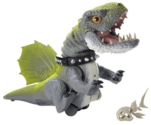 Cruncher Prehistoric Pets Interactive Dinosaur Children, Kids, Game front-883010