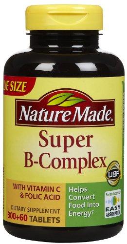 Benefits of super b complex
