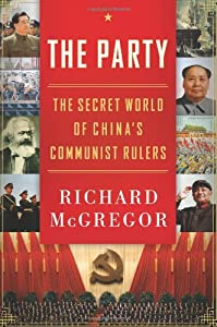 "Cover of ""The Party: The Secret World of ..."