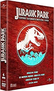 Jurassic Park Trilogie [Ultimate Edition]