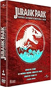 Jurassic Park Trilogie [Ultimate Edition]