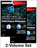 img - for Mandell, Douglas, and Bennett's Principles and Practice of Infectious Diseases: 2-Volume Set, 8e book / textbook / text book