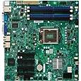 SUPERMICRO MBD-X9SCM-F-O LGA 1155 Intel C204 Micro ATX Intel Xeon E3 Server Motherboard