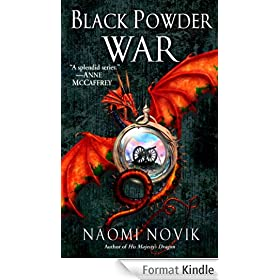 Black Powder War: A Novel of Temeraire
