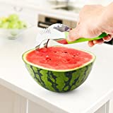 Watermelon Slicer Corer Stainless Steel Fruit Peeler Faster Melon Cutter-Useful and Smart Kitchen Gadget -Comenzar® the Second Generation
