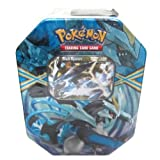 Black Kyurem EX Legendary Pokemon Black & White Fall 2013 Trading Card Game Tin