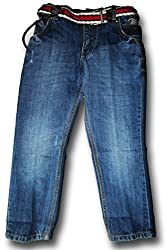 Topchee Kids' Jeans (JNK-10_Blue_3 to 4 Years)