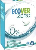 Ecover Lessive Poudre 0% 1,875 kg Lot de 2