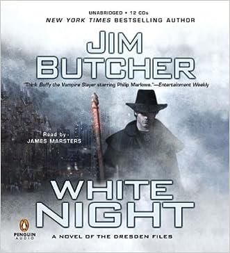 White Night Unabridged CD (The Dresden Files) written by Jim Butcher