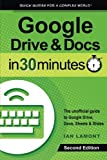 Google Drive & Docs in 30 Minutes (2nd Edition): The unofficial guide to the new Google Drive, Docs, Sheets & Slides