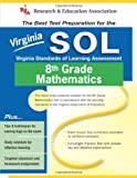 Virginia SOL Grade 8 Math (Virginia SOL Test Preparation) (0738600318) by Hearne Ph.D., Stephen