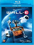 Cover art for  Wall-E (Two-Disc Edition + BD Live) [Blu-ray]