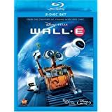Wall-E (Two-Disc Edition + BD Live) [Blu-ray] ~ Jeff Garlin