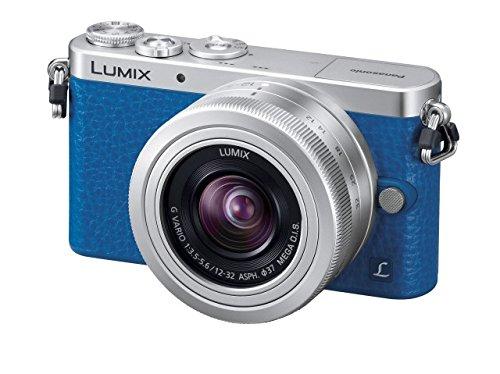 Panasonic ミラーレス一眼カメラ GM1S レンズキット ブルー