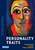 img - for Personality Traits by Matthews, Gerald, Deary, Ian J., Whiteman, Martha C. (2009) Paperback book / textbook / text book