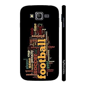 Enthopia Designer Hardshell Case Football Back Cover for Samsung Galaxy J3 (2016)