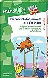 miniLÜK-Sets: miniLÜK-Set: Die Vorschulolympiade mit der Maus: Aufgaben zur spielerischen