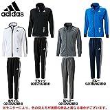 アディダス(adidas) M 24/7 ウォームアップジャージジャケット&パンツ 上下セット(ブラック) BV988-AZ4777-BV990-AZ4814 L
